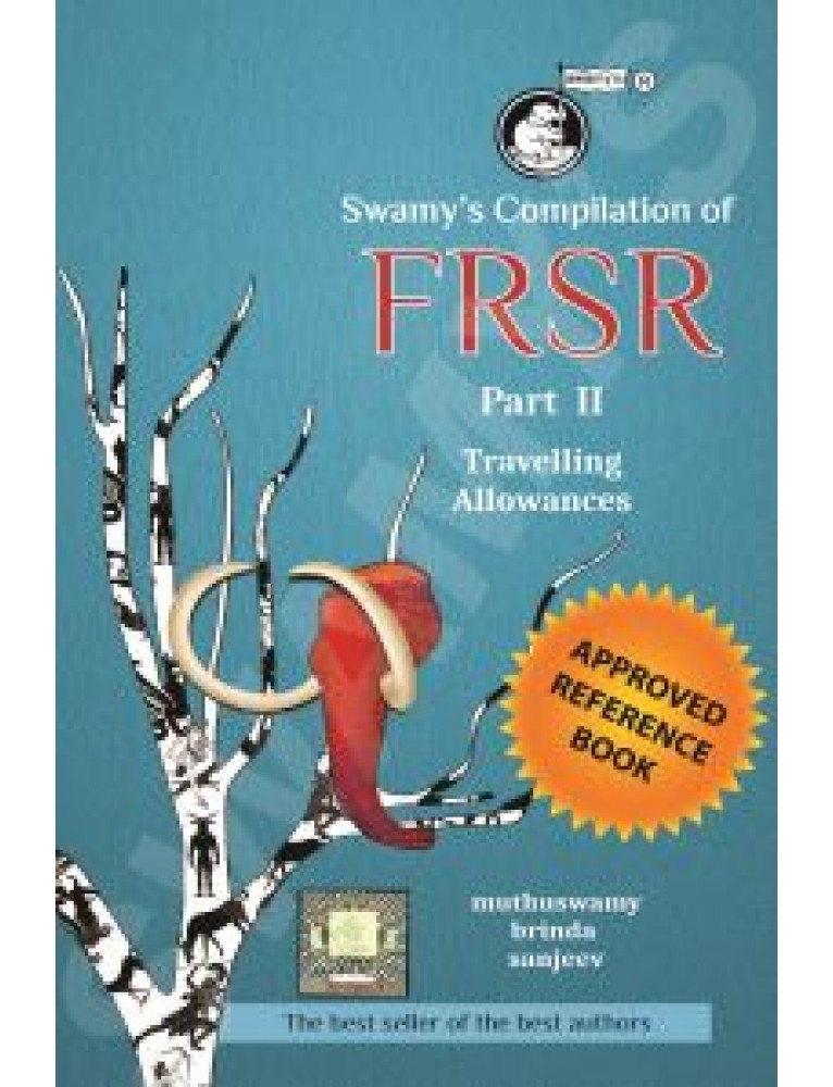 frsr part ii pdf free download
